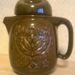 Чайник-заварник для трав (керамика, объём 1,2 л)