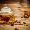 Две чайные
