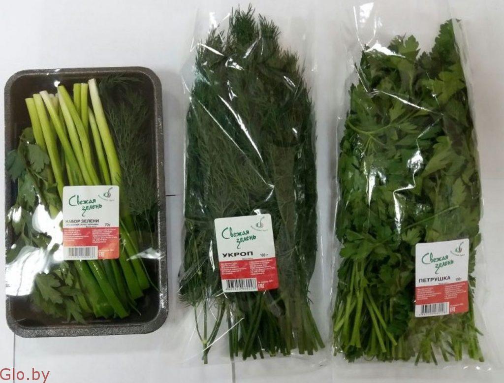 Бизнес по фасовке зелени