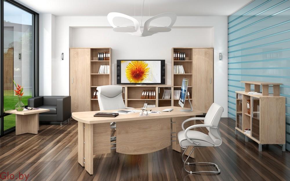 Мебель для РУКОВОДИТЕЛЯ. Респектабельная, солидная, надёжная.