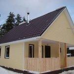 Строительство деревянных и каркасных домов и бань в Вилейке