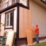 Утепление домов, коттеджей, балконов, террас Дзержинск и рн