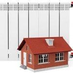 Монтаж систем отопления выезд: Крупки и район