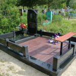 Памятник под ключ, благоустройство могил. Вороново
