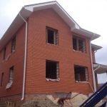 Стоительство домов из кирпича под ключ в Несвижском р-не