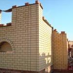 Стоительство домов из кирпича под ключ в Червенском р-не