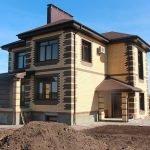 Стоительство домов из кирпича под ключ в Любанском р-не