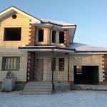 Стоительство домов из блоков под ключ в Столбцовском р-не