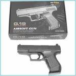 Модель пистолета G.19 Walther P99 (Galaxy)