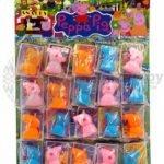 Фигурки Свинка Пеппа с карточками