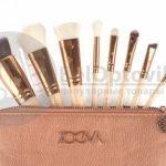 Профессиональный набор кистей ZOEVA Rose Golden Luxury Set Vol.2 8 шт.