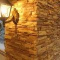 Облицовка стен мозаикой, декоративным камнем