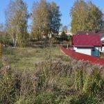 Участок 23 км от Минска 15 соток д. Лешница