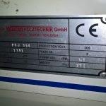 Кромкооблицовочный криволинейный станок FBJ-350