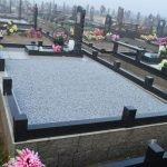 Благоустройство могил, надмогильных сооружений