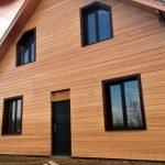 Отделка деревянных домов внутри/снаружи в Орше