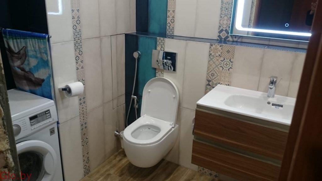Ремонт ванной (мастер своего дела).Недорого.