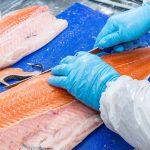 Рабочие на морепродукты. (РФ. Семейным ком
