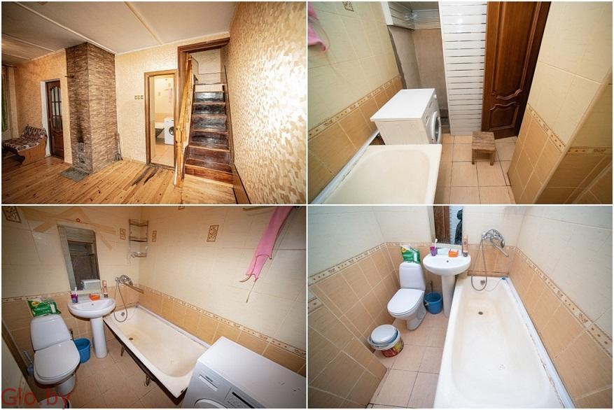 Продам 2-х этажный кирпичный дом с мебелью, 3км. от Минска, Минский р-н.
