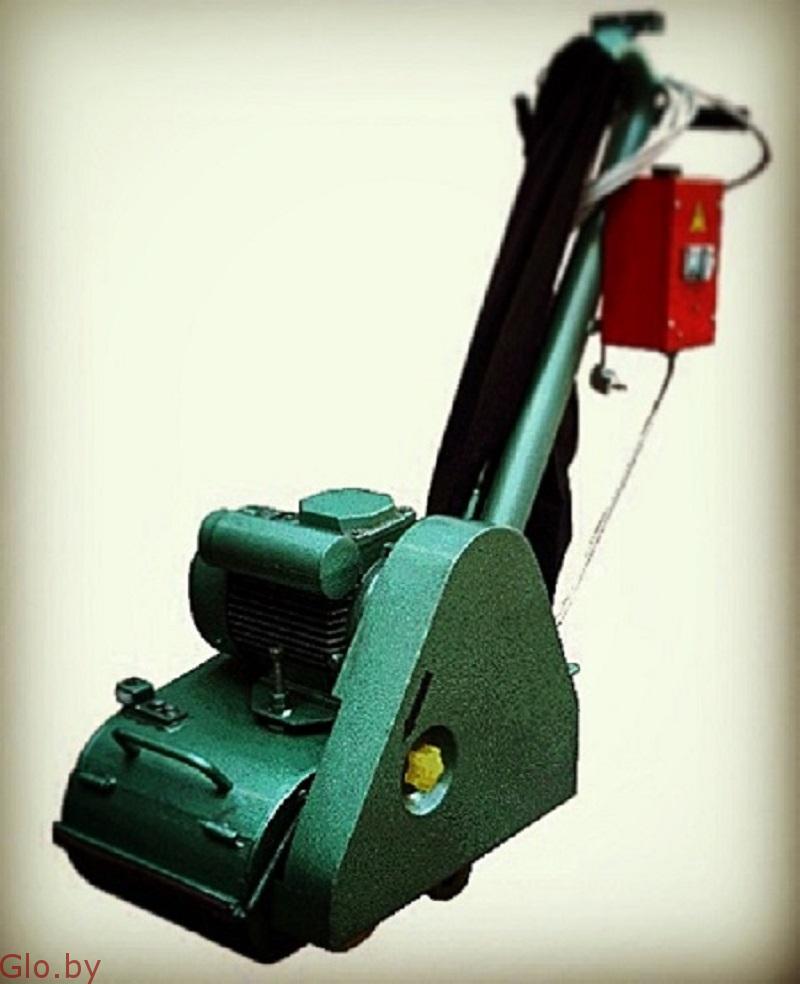Напрокат Паркетошлифовальная машина СО 206 на (220В)