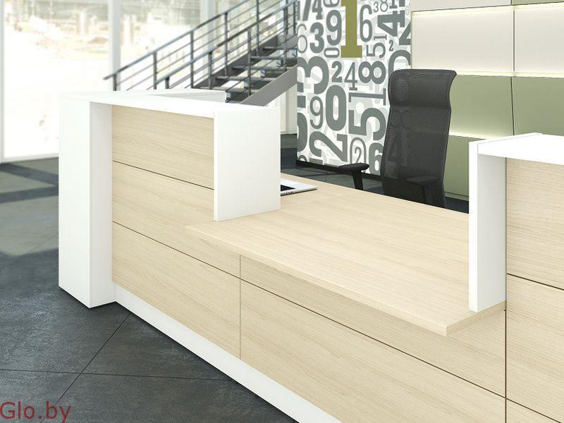 Мебель для приёмной. Стойка ресепшн. Эксклюзивность, качество.