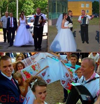 Солигорск ведущий свадьбу юбилей крестин выпускные проводы в армию дискотека баян Старобин