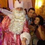 Весёлый ведущий на новогодний корпоратив, Дед Мороз и Снегурочка