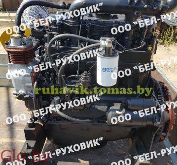 Ремонт двигателя ММЗ Д245-06Д