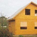 Дома/Бани из бруса профессиональное строительство. Петриков