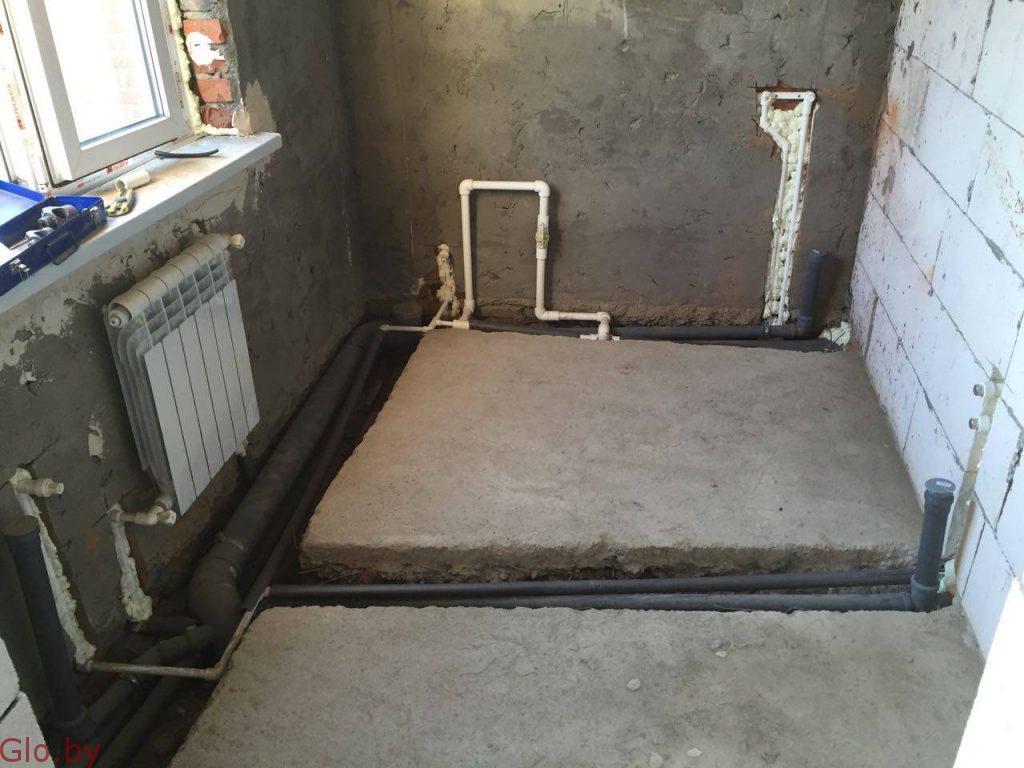 Услуги сантехника:водопровод,отопление,канализация