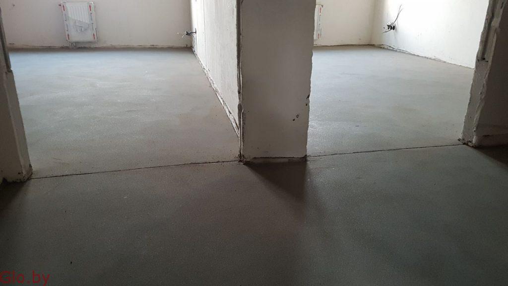 Идеальная стяжка пола под ключ. Недорого