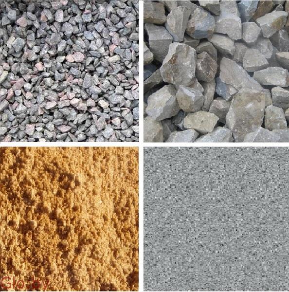 Песок ; гравий ; ПГС