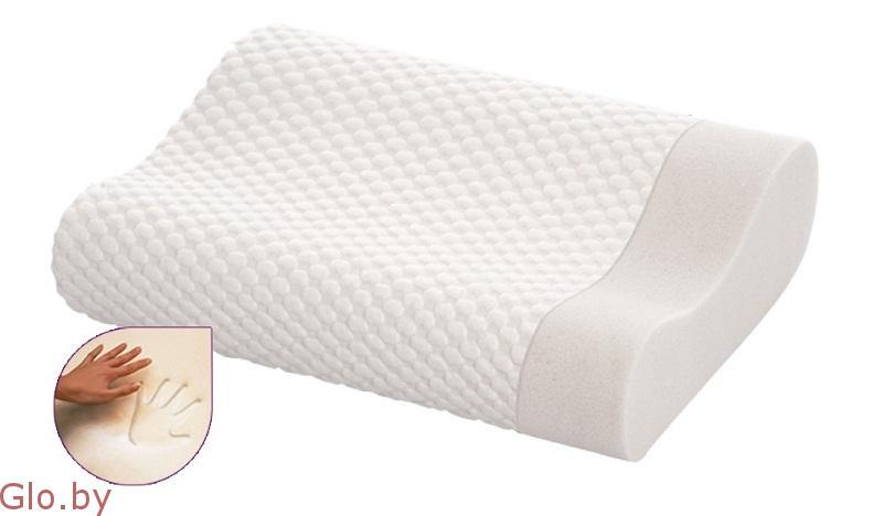 Заготовка ортопедической подушки.