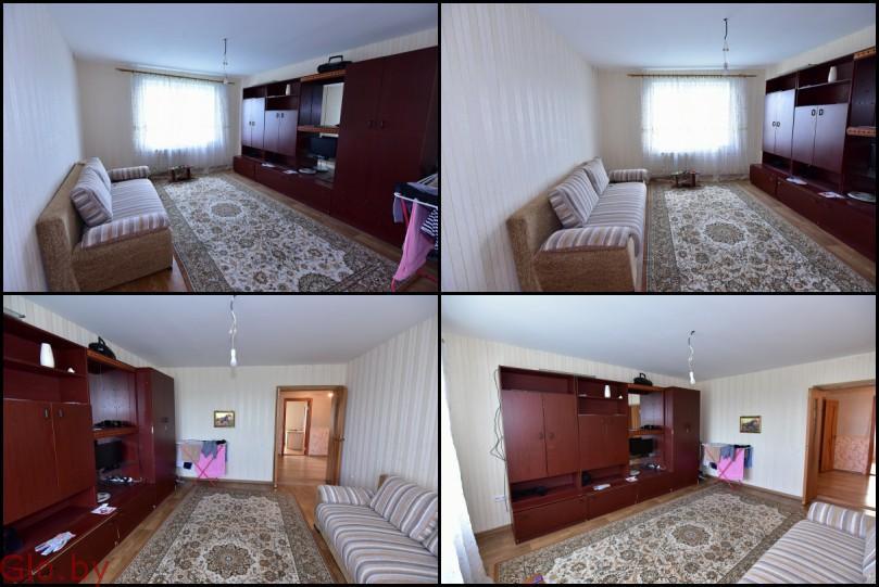 Продам 2-х комнатную квартиру, г. Мядель, ул.Школьная 8 к-1