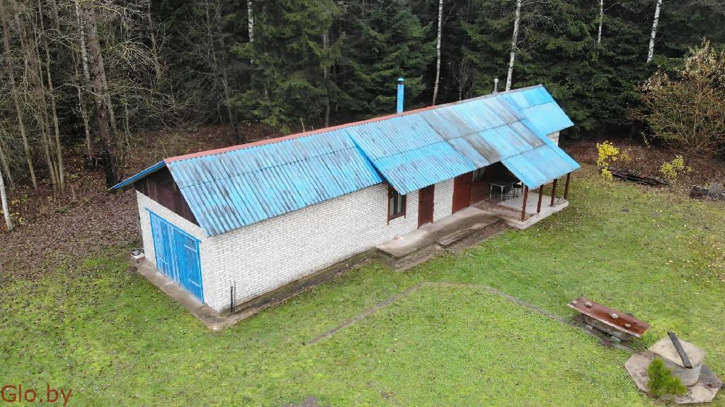 Продам дом 2км.от озеро Нарочь, д.Малая Сырмеж, Минская обл.