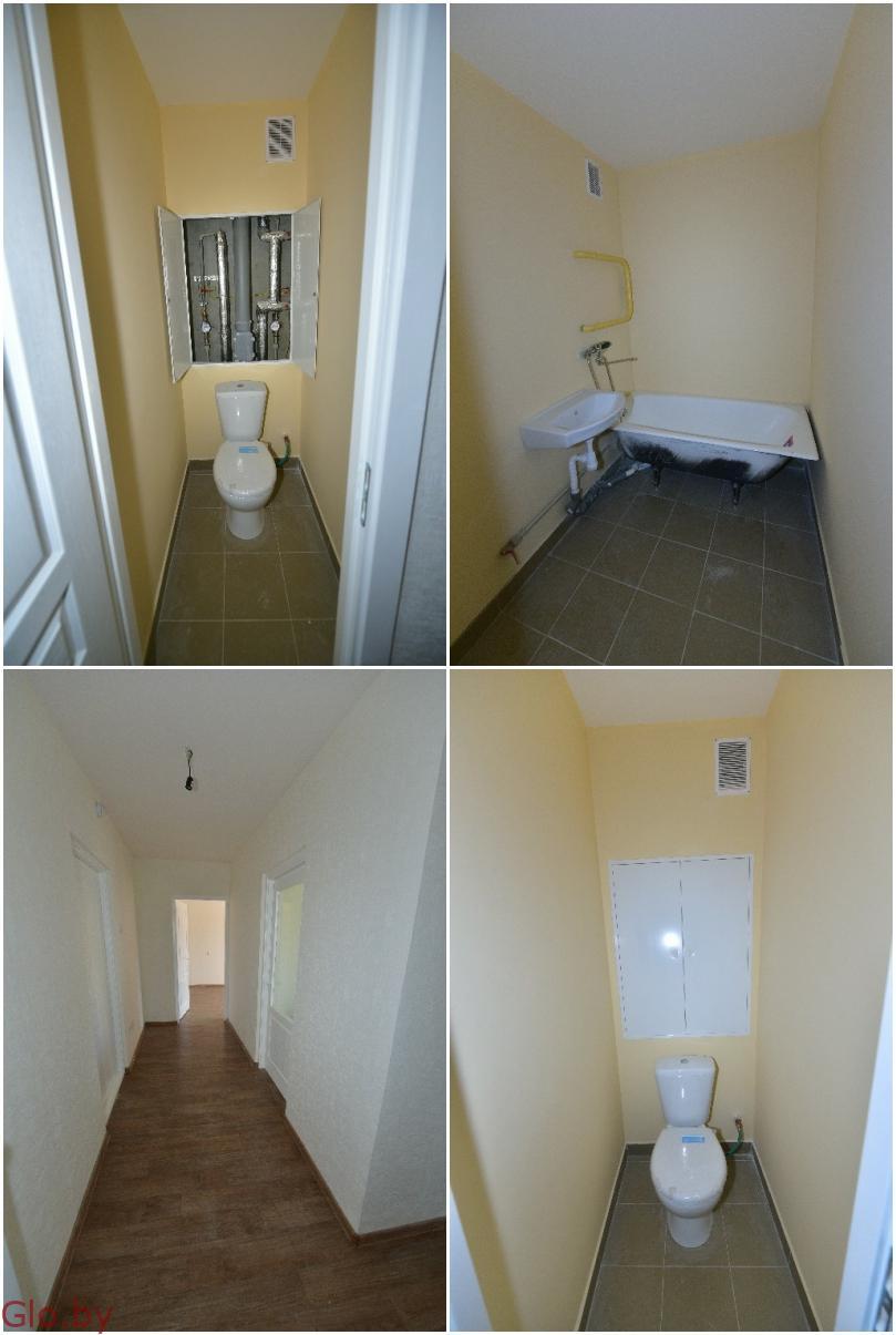 Продам 2-х комнатную квартиру в Минске ул.Аркадия Смолича 10 (Лошица)