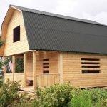 Строим: деревянные Дома, срубы, бани из бруса
