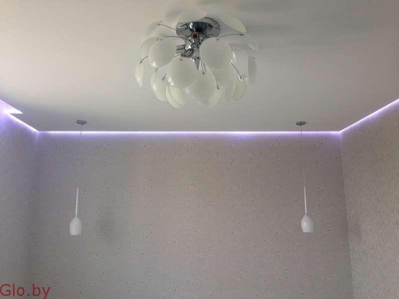 Натяжные потолки с подарками для клиента