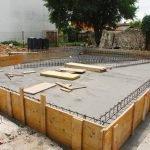Фундамент, Подьем Домов, Кладка блока и кирпича в Зельве