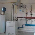 Монтаж систем отопления под ключ в Кировске