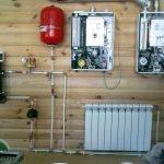 Монтаж и ремонт систем отопления в Черикове