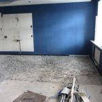 Демонтаж стен, пола, плитки, перегородок, и т.д