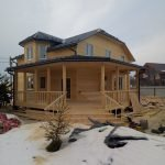Богатый опыт строительства тёплых Каркасных Домов