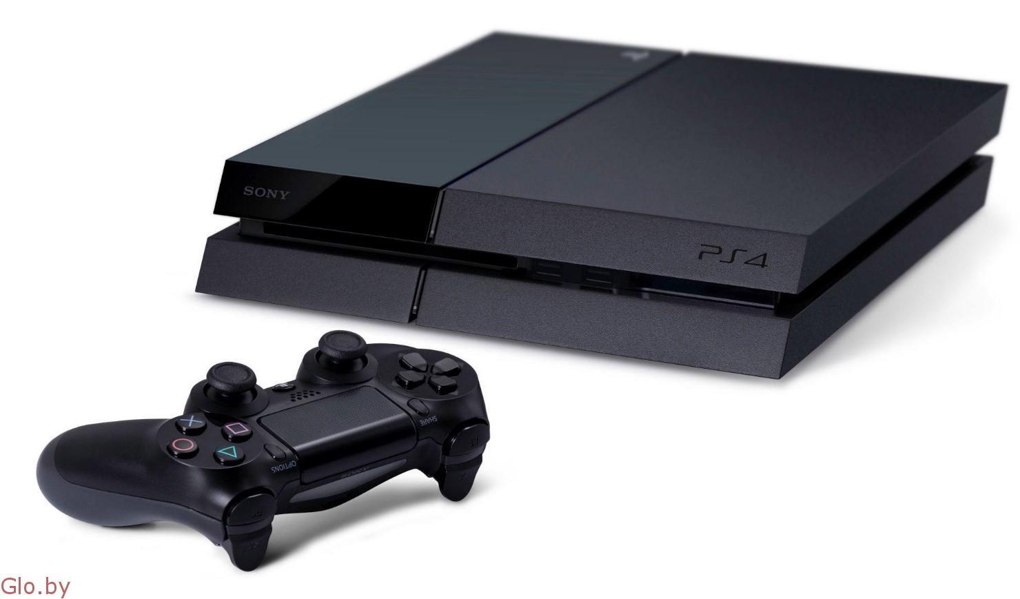Игровые приставки Sony