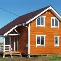 Каркасный Дом под ключ 9х6 проект Онтарио