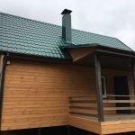 Строительство каркасных и брусовых домов в Хотимске