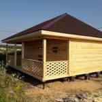 Строительство Домов и бань из бруса, под усадку. Ивацевичи