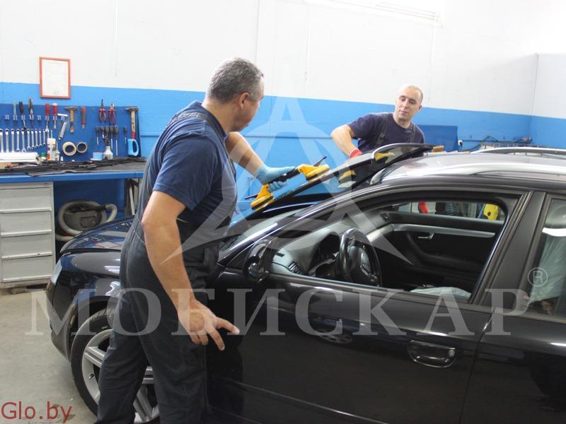 Замена и ремонт автостекол - ул.Шаранговича,19
