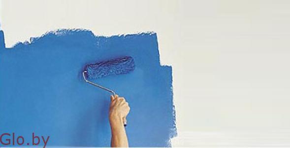 Покраска стен малярные работы. Низкие цены, короткие сроки!