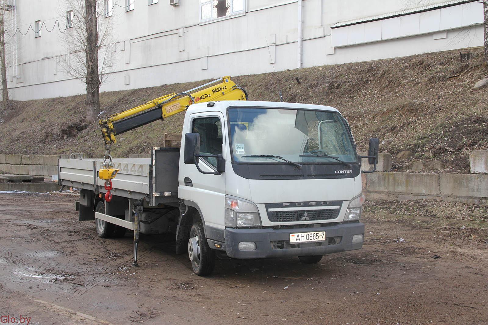 Грузоперевозки Минск РБ. Авто с манипулятором. До 3 тонн.
